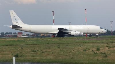 4K-AZ25 - Douglas DC-8-62(F) - Silk Way Airlines