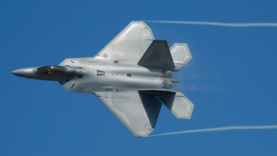 05-4086 - Lockheed Martin F-22A Raptor - United States - US Air Force (USAF)