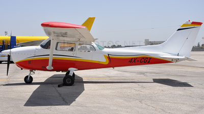 4X-CGI - Cessna 172M Skyhawk - Private