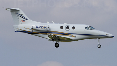 A picture of N42SC - Beech 390 Premier IA - [RB212] - © Jonathan Morgan