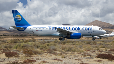 G-GTDL - Airbus A320-231 - Thomas Cook Airlines
