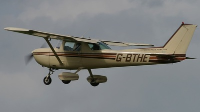 A picture of GBTHE - Cessna 150L - [15075340] - © Steven Hadlow
