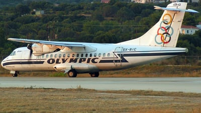 SX-BIC - ATR 42-320 - Olympic Airlines