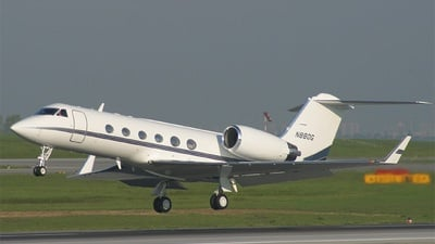 N880G - Gulfstream G-IV - General Dynamics