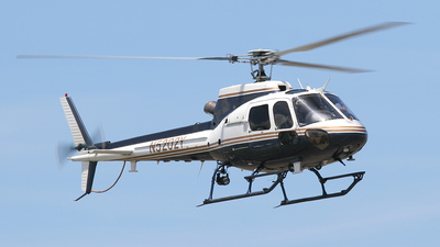 N5202Y - Eurocopter AS 350B2 Ecureuil - United States - US Customs Service
