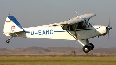 D-EANC - Piper PA-18-95 Super Cub - Private