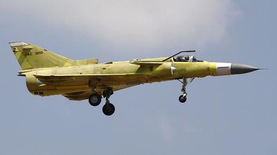 FAC3055 - IAI Kfir C10 - Colombia - Air Force