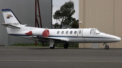 A picture of VHXBP - Cessna 550 Citation Bravo - [5500810] - © numloxx