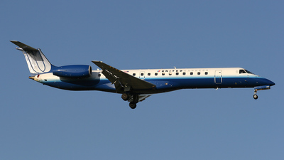 N860MJ - Embraer ERJ-145LR - United Express (Mesa Airlines)