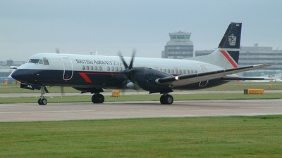 G-MANL - British Aerospace ATP - British Airways Express (Cityflyer Express)