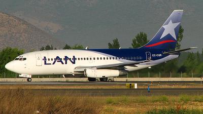 CC-CQR - Boeing 737-230(Adv) - LAN Airlines