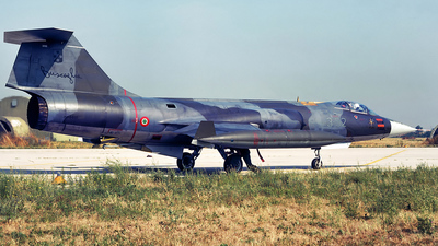 MM6611 - Lockheed RF-104G Starfighter - Italy - Air Force