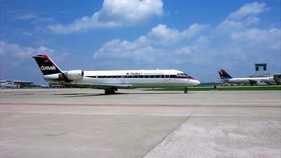 N784CA - Bombardier CRJ-100ER - Delta Connection (Comair)