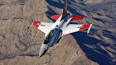 90-0952 - General Dynamics F-16B Fighting Falcon - United States - US Air Force (USAF)