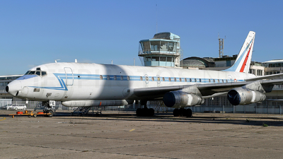 45570 - Douglas DC-8-53 - France - Air Force