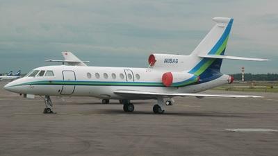 N119AG - Dassault Falcon 50EX - Private