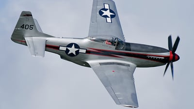 NL405HC - North American F-51D Mustang - Private