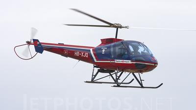 HB-XJQ - Enstrom 480 - Flugschule Eichenberger