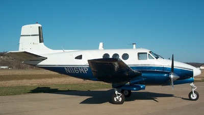 N116MP - Beechcraft L-23F Seminole - United States - Missouri State Highway Patrol