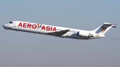 UR-CCK - McDonnell Douglas DC-9-51 - Aero Asia (Khors Aircompany)