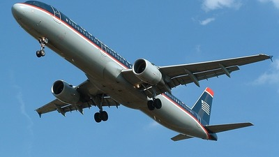 - Airbus A321-112 - US Airways