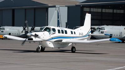 A picture of ZKJZL - Pacific Aerospace 750XL - [156] - © Carlos P. Valle C.