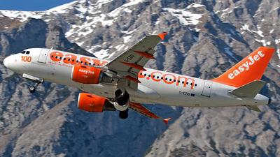 G-EZID - Airbus A319-111 - easyJet