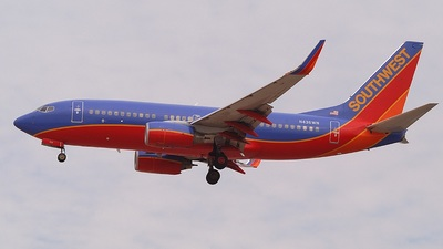 N436WN - Boeing 737-7H4 - Southwest Airlines