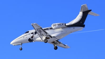 OO-MCV - Embraer 500 Phenom 100 - Abelag Aviation
