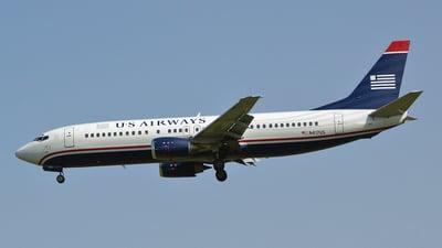 N417US - Boeing 737-401 - US Airways
