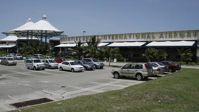 TBPB - Airport - Terminal