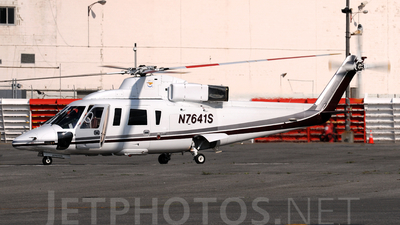 A picture of N7641S -  - [] - © Agustin Anaya