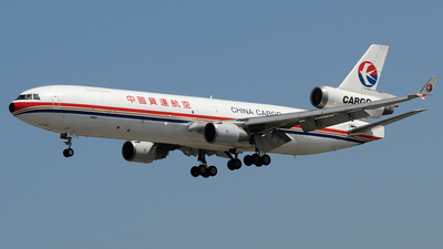 B-2173 - McDonnell Douglas MD-11(F) - China Eastern Cargo