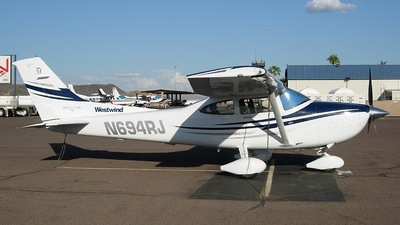 A picture of N694RJ - Cessna T182T Turbo Skylane - [T18208473] - © Sun Valley Aviation
