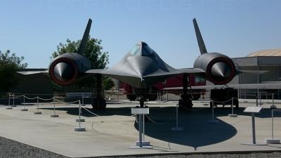 64-17973 - Lockheed SR-71A Blackbird - United States - US Air Force (USAF)