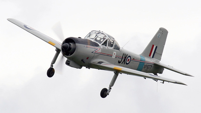 G-AWVF - Percival Provost T.1 - Private