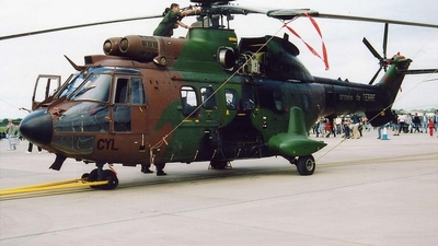 2318 - Aérospatiale AS 532UL Super Puma 2 - France - Army