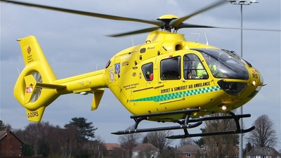 G-DORS - Eurocopter EC 135T2 - Dorset and Somerset Air Ambulance
