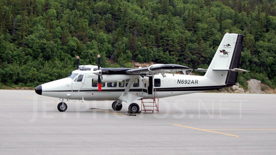N692AR - De Havilland Canada DHC-6-300 Twin Otter - Promech Air