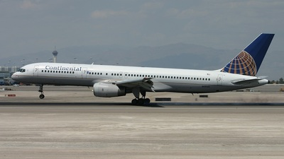 N19141 - Boeing 757-224 - Continental Airlines
