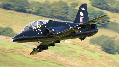 XX203 - British Aerospace Hawk T.1A - United Kingdom - Royal Air Force (RAF)
