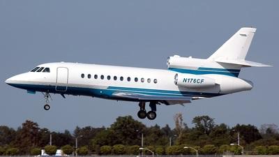 N176CF - Dassault Falcon 900B - Private