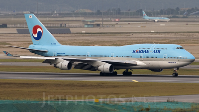 HL7488 - Boeing 747-4B5 - Korean Air