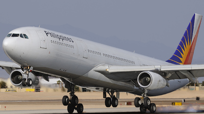 RP-C3432 - Airbus A340-313X - Philippine Airlines