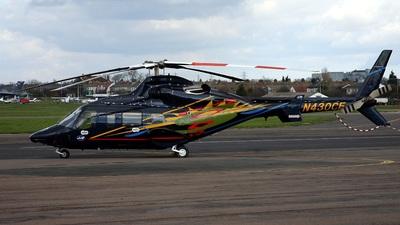 N430CE - Bell 430 - JJB Sports
