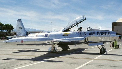 N99192 - Lockheed T-33 Shooting Star - United States - US Air Force (USAF)