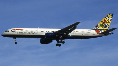 G-BMRI - Boeing 757-236 - British Airways