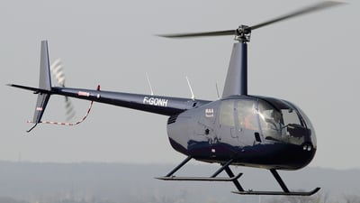 A picture of FGONH - Robinson R44 Raven II - [12556] - © Jacky BILLAUD
