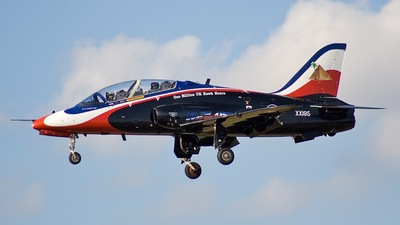 XX195 - British Aerospace Hawk T.1W - United Kingdom - Royal Air Force (RAF)