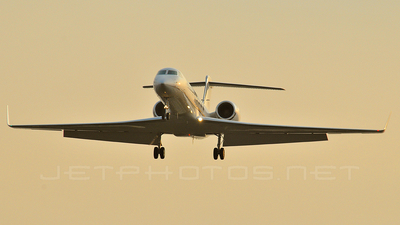 N371JC - Gulfstream G-V - Private